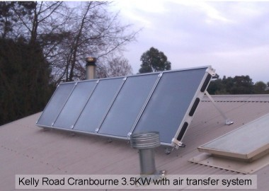Kelly road Cranbourne array