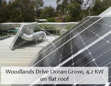 Woodlands DR, Ocean Grove 4.2KW SAM90
